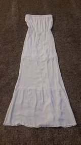 Pending PU-White Dress in Naperville, Illinois