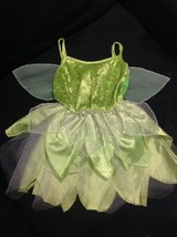 Like New! Fairy Thinkerbell Costume ( 2 - 4 years ) in Clarksville, Tennessee