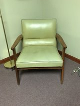 Midcentury Wood Frame Chair in Naperville, Illinois