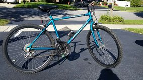 bicycle in Naperville, Illinois