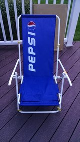 Pepsi Vintage Lounge Chair in Chicago, Illinois