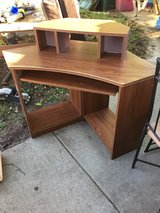 "Desk with chair 47x21"" 37"" tall in Fort Riley, Kansas"