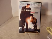 "Will Smith ""The Pursuit Of Happiness""  DVD in Joliet, Illinois"