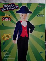 George Washington costume (child) in Glendale Heights, Illinois