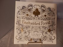 Enchanted Forest Coloring Book in Naperville, Illinois