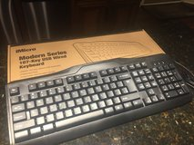 New  Wired Computer Keyboard  - New in Box - iMIcro in Naperville, Illinois