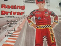 Race Car Driver Costume M(8) in Ramstein, Germany