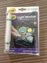 Crayola light marker for Ipads- new in box in Camp Lejeune, North Carolina