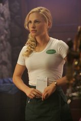 HBO True Blood Merlotte's Bar and Grill Waitress Adult Costume XXL Shirt & Apron in Kingwood, Texas