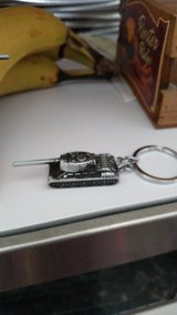 Tank Key Chain New, Solid Weight in 29 Palms, California
