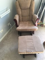Glider and Ottoman in St. Charles, Illinois