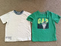 babyGap t-shirts...size 4 years in Yorkville, Illinois