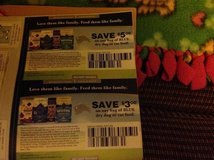 Coupons for Blue Dog Food or Cat Food in Naperville, Illinois