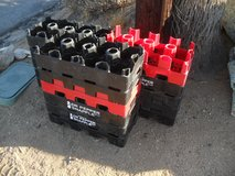 ==  Bottle Crates  == in Yucca Valley, California