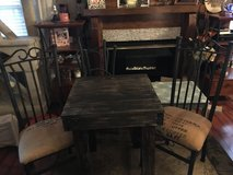Bistro country kitchen table set in Wilmington, North Carolina