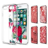 iPhone 7 Case Clear  5PCS Replaceable Patterned Card in Fort Campbell, Kentucky