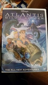 Atlantis Milo's Return movie in Wilmington, North Carolina