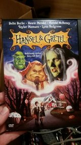 Hansel & Gretel movie in Wilmington, North Carolina
