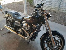 2015 Dyna Low Rider in Camp Pendleton, California