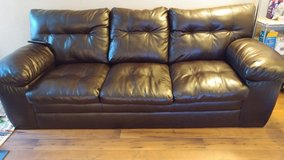 Dark Brown color couch in Tacoma, Washington