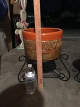 NEW Flower pot with stand in Travis AFB, California