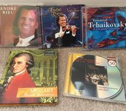 Classical music CD lot in Plainfield, Illinois