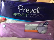 Prevail women underwear/ diapers in Naperville, Illinois