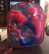 Spider-Man Lunch Bag in Plainfield, Illinois