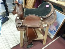 "Nice 17"" Western Saddle in Yucca Valley, California"