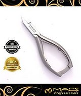"Ingrown Toe Nail Nipper Double Spring 5"" with Back Lock Macs Professional Quality New) in Clarksville, Tennessee"