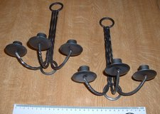 CANDLE STICK HOLDERS (PAIR) in Lakenheath, UK