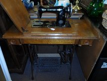 SEWING MACHINE SEIKOSHA & DESK in Cherry Point, North Carolina