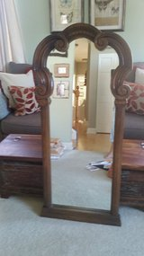 Solid Wood Mirror - great shape!!! in Naperville, Illinois