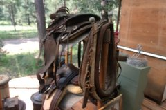 Western Saddle and Horse Collar in Alamogordo, New Mexico