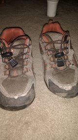 Boys hiking-gym shoes, size 3 in Lockport, Illinois
