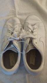 Boys gym shoes, size 2 in Lockport, Illinois