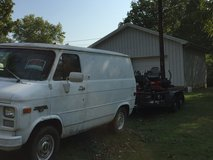 Reduced!!! Van, trailer, and mowers in Cadiz, Kentucky