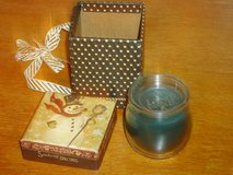 NIB lang gift candle in Lockport, Illinois