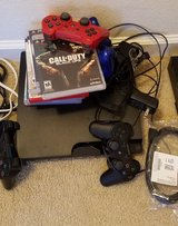 Ps3 with 8 games in Fort Lewis, Washington