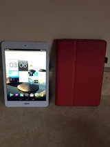 Acer Tablet with case in Naperville, Illinois