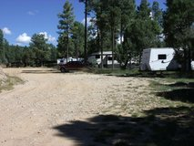 RV Park on Cattle Ranch in Alamogordo, New Mexico