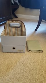 JJ Cole Diaper Caddy with 2 changing pads in Aurora, Illinois
