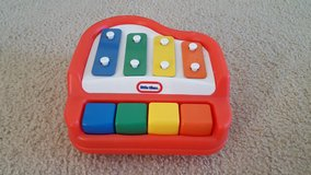 Little Tikes Baby Piano in Chicago, Illinois