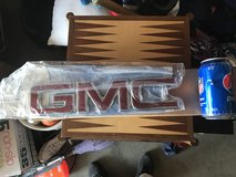 Gmc tailgate emblem brand new in Travis AFB, California