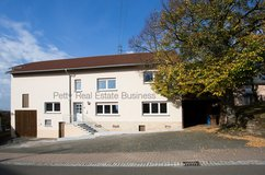 Lovely Beautiful Freestanding House in Fockenberg-Limbach For Rent in Ramstein, Germany