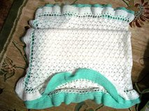 Crocheted Large Baby Blanket. in Alamogordo, New Mexico