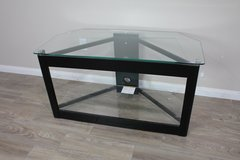 Glass Tv Stand in Spring, Texas
