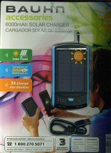 Solar Charger for cell phones, tablets & USB devices - NEW in Box in Perry, Georgia