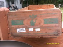 Vintage Table Grape wooden box in Camp Lejeune, North Carolina