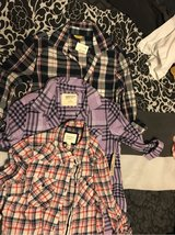 2 XS-1 M shirts in Cleveland, Texas